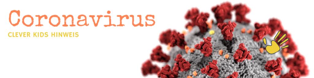 Coronavirus (Covid-19) Hinweis