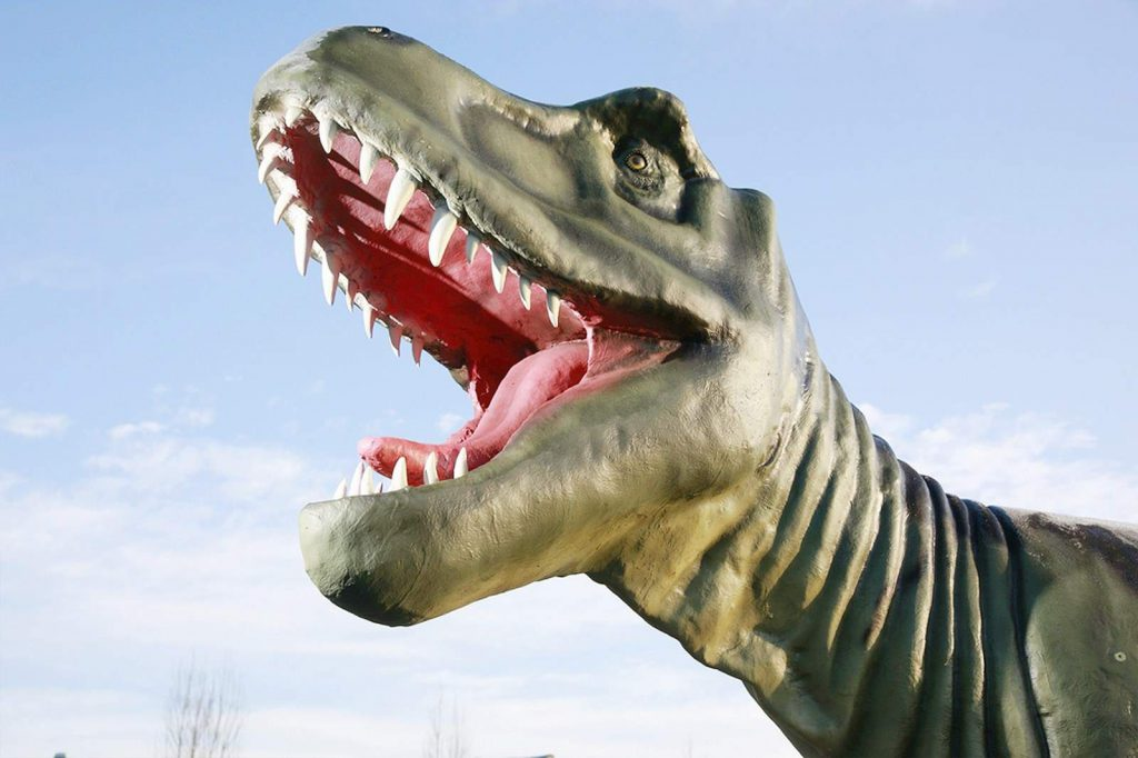 Dinosaurier-Ausstellung